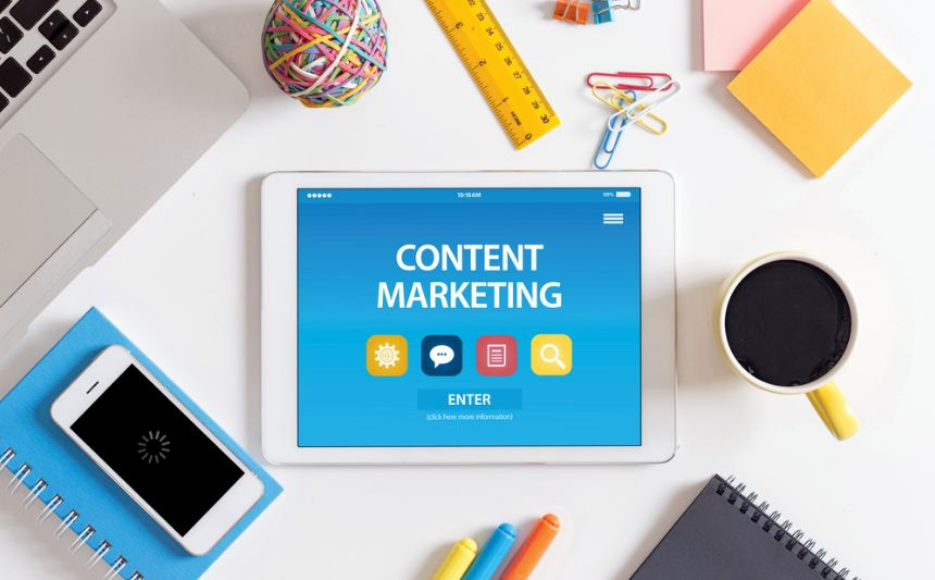 content marketing - Webxeros Solutions